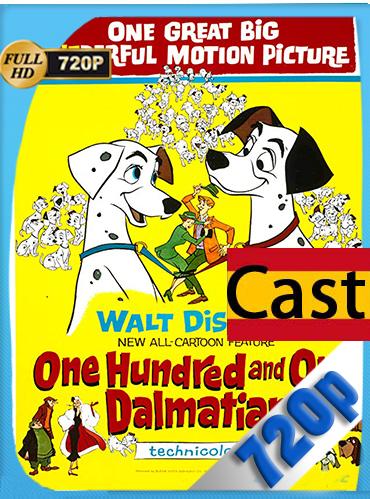 101 Dalmatians (1961) HD [720p] castellano [GoogleDrive] MacacoupHD