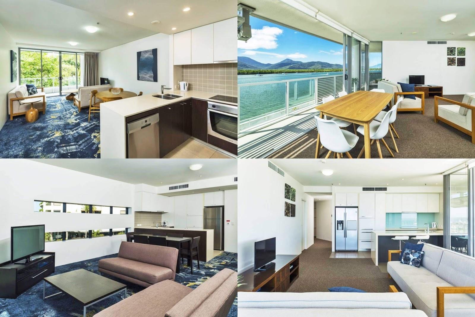 凱恩斯-住宿-推薦-哈伯萊茨-飯店-旅館-民宿-公寓-酒店-Cairns-Harbour-Lights-Hotel