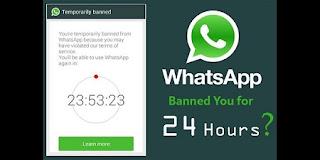 Simak Cara Mengatasi WhatsApp Dibanned, 100% Solve