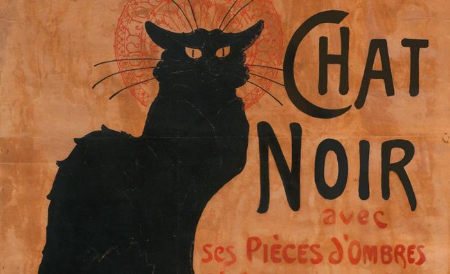 Lo Chat Noir e i Teatri d'Ombre a Parigi: Visita Guidata alla Mostra