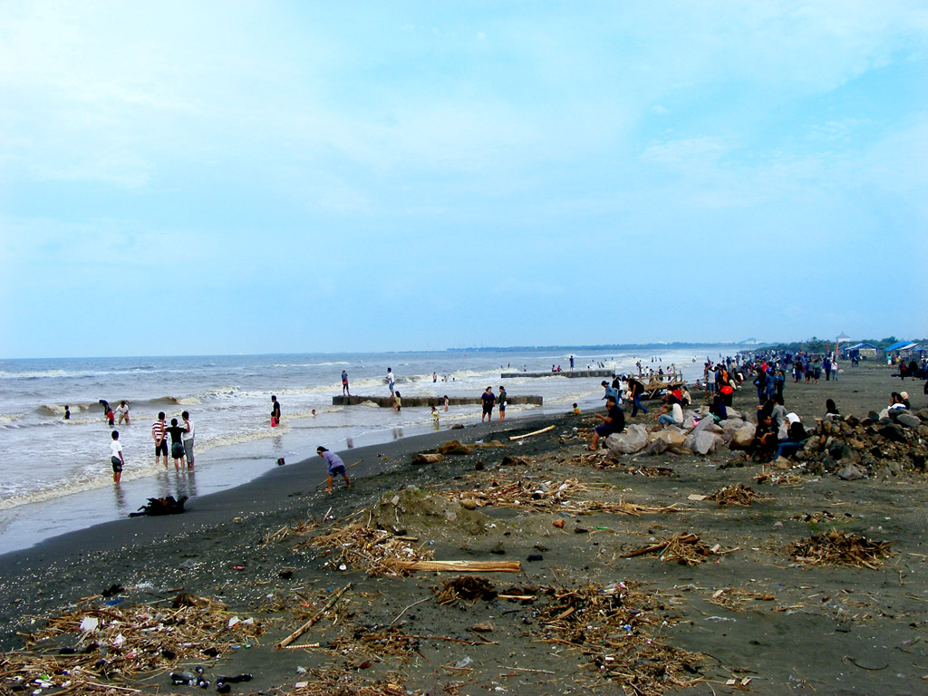 wahanawisata.com: Pantai Tirang, pantai ter-eksotis di Semarang