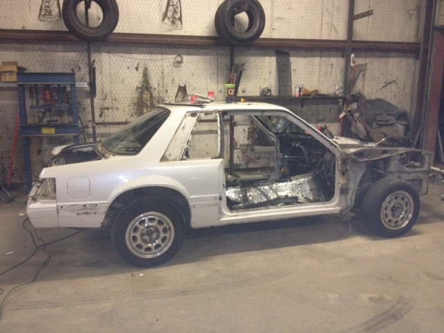 1989 Mustang Coupe Parts