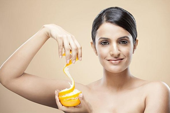 Orange Peel for Skin Care and its Benefit and beauty care