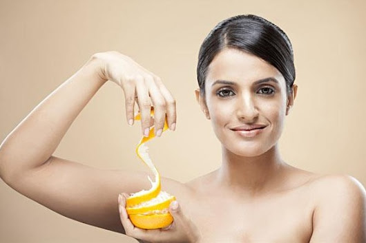 Orange Peel for Skin Care and its Benefit