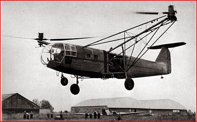 Focke-Achgelis FS-223 Drache worldwartwo.Filminspector.com