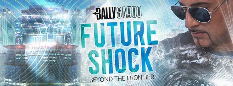 TML | Just Music, Language No Barrier!: Future Shock - Bally Sagoo