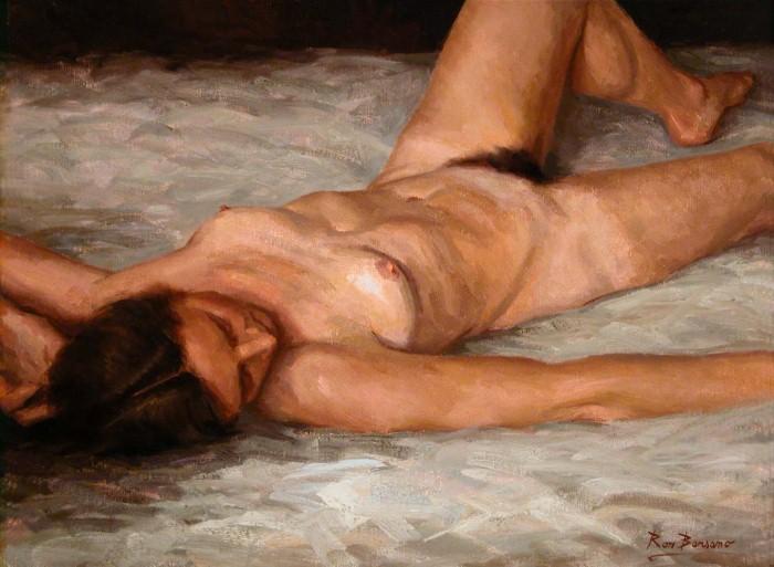 Душа художника. Ron Barsano 4