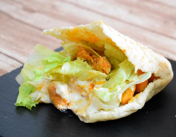 Kebabs de Pollo con Salsa de Yogur. Vídeo Receta