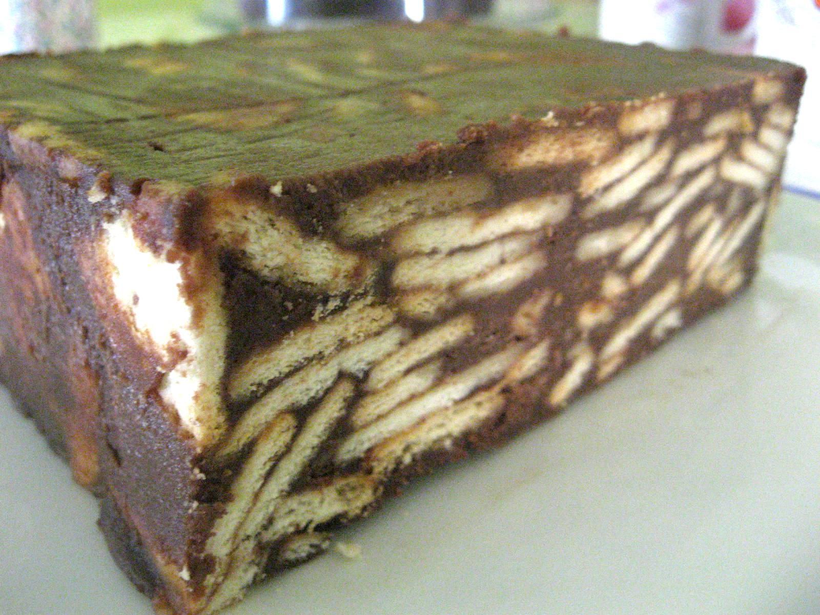 Resepi Gadis 223: Resipi Kek Batik Coklat