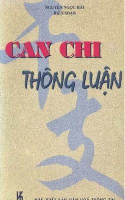 Can chi thông luận - Nguyễn Ngọc Hải