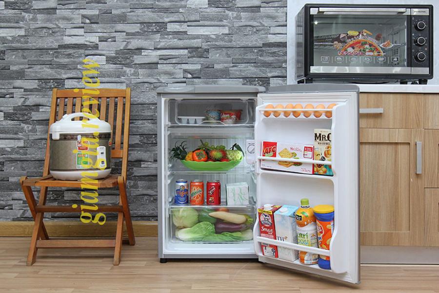 2 Tủ lạnh 1 cửa giảm giá rẻ, hấp dẫn