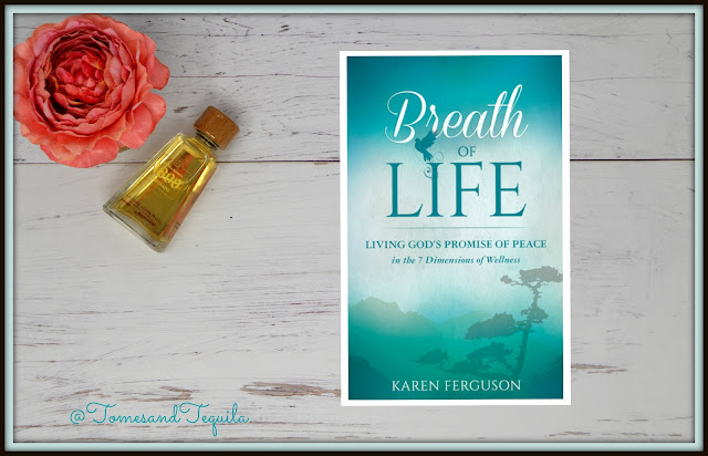 Breath of Life by Karen Ferguson review on Tomes and Tequila, Amazon Link