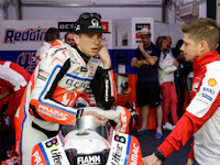 Redding set di Tech 3 duo Argentina