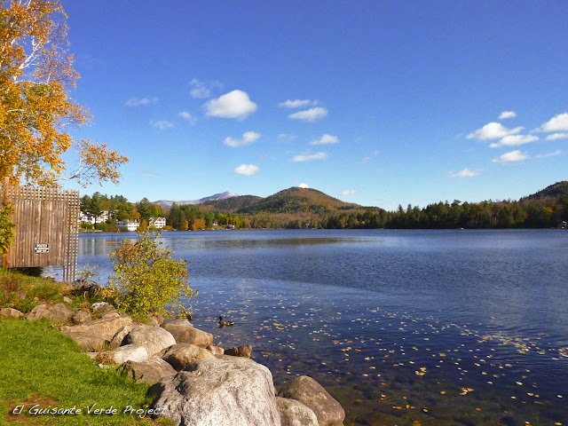 Mirror Lake - Lake Placid, por El Guisante Verde Project