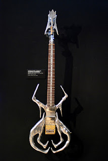 guitarra rara