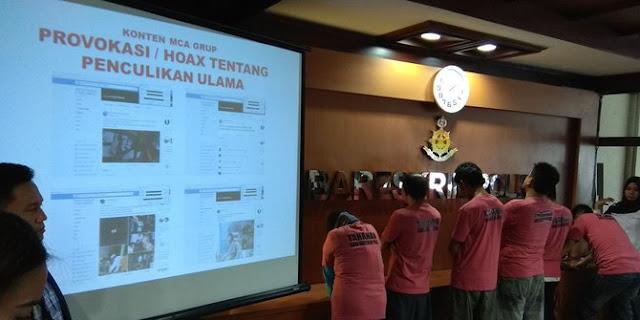 Sindikat MCA Bikin Elektabilitas Melorot, Jokowi Diminta Lakukan ini jika tak mau 'Keok'