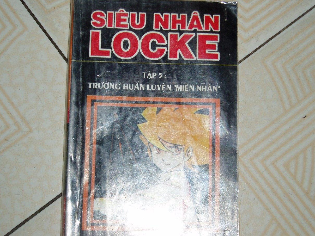 Siêu nhân Locke vol 05 trang 1