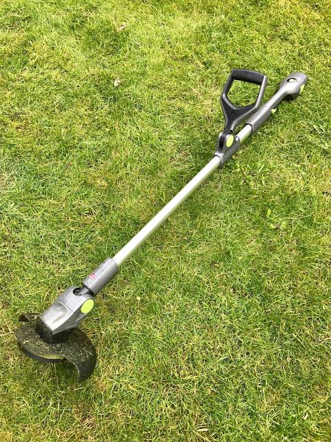 GTech Cordless Grass Trimmer