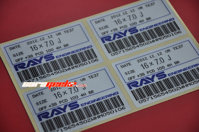 date of birth of wheels te37 volk rays racing