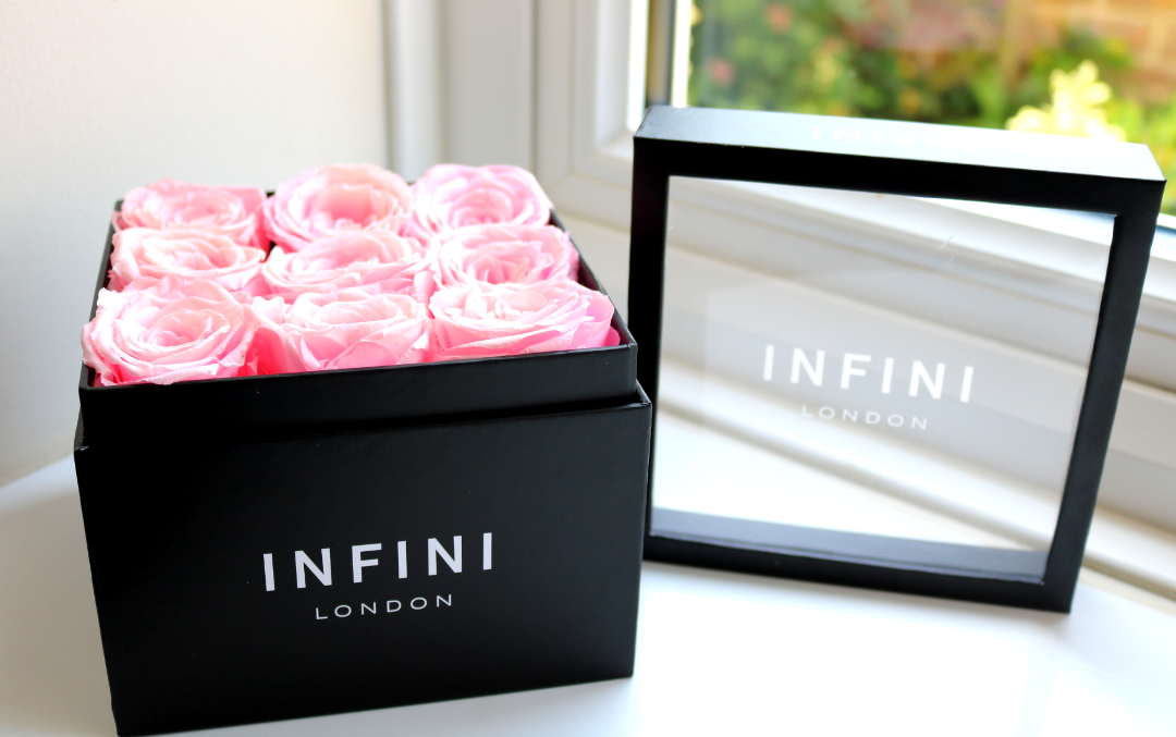 INFINI London Pink Roses review