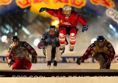 ¿Ice Cross Downhill en España?, Mario Schumacher Blog