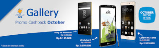 Promo BCA Gallery di Erafone untuk LG, SONY, Lenovo