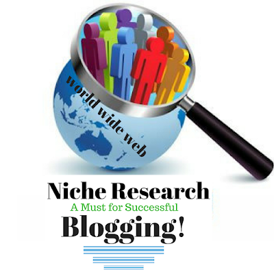 Niche Research A Must For Successful Blogging