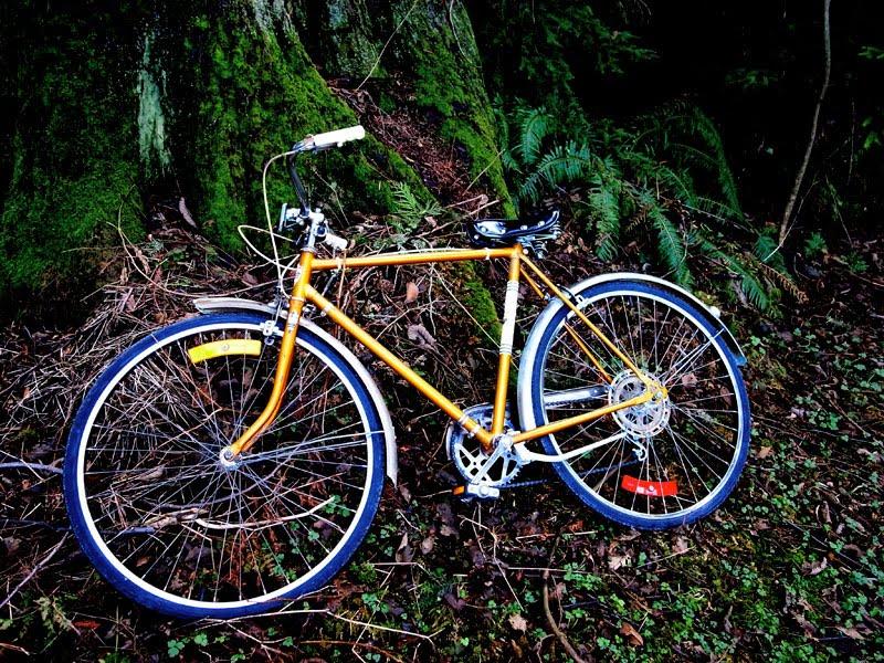 Hiawatha bicycle