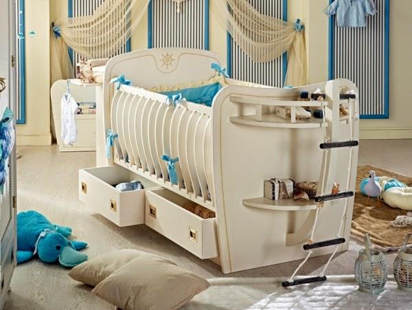 habitación náutica bebé