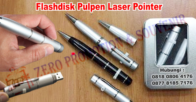 Souvenir Flashdisk Berbentuk Pulpen dan Laser Termurah