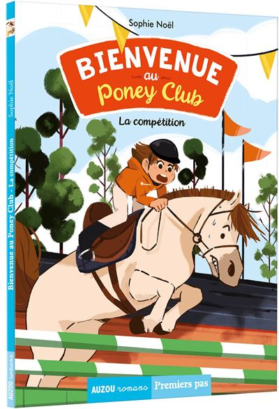 Bienvenue au poney club tome 2