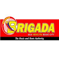 Brigada News FM DYBO 90.9 Bogo City logo