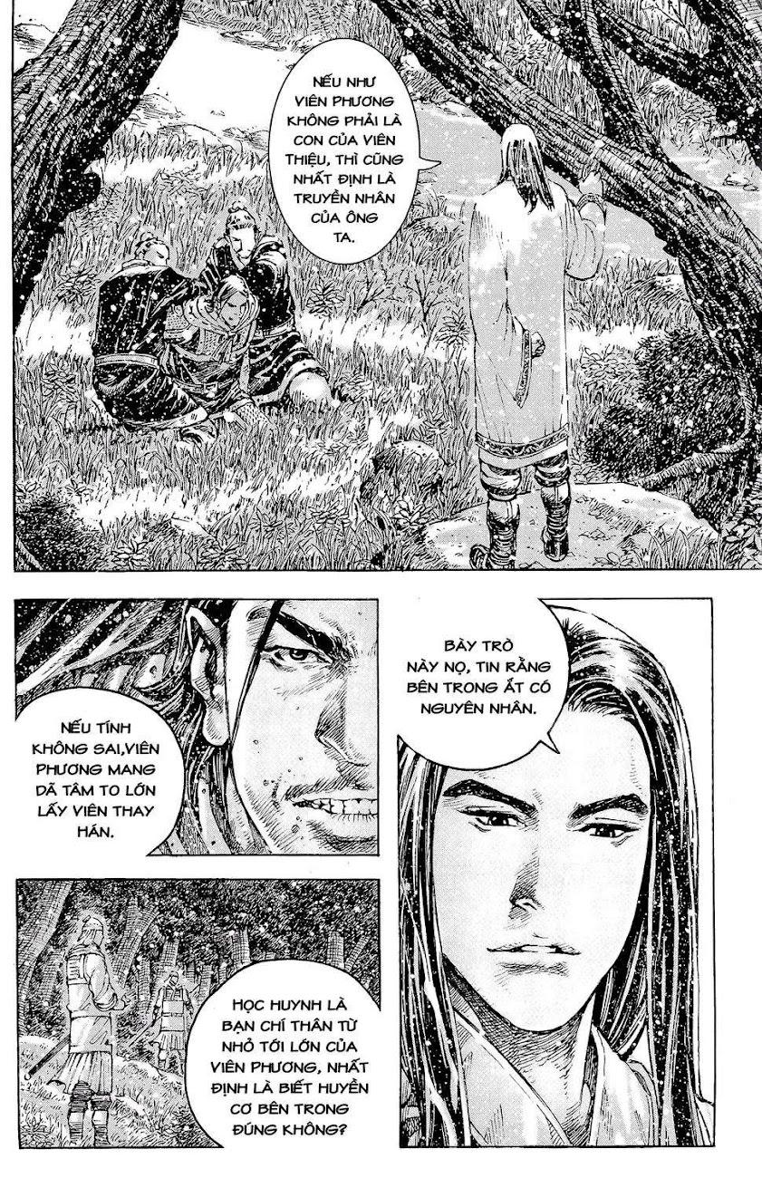 Hỏa phụng liêu nguyên Chương 348: Thiên nhật thần binh [Remake] trang 8