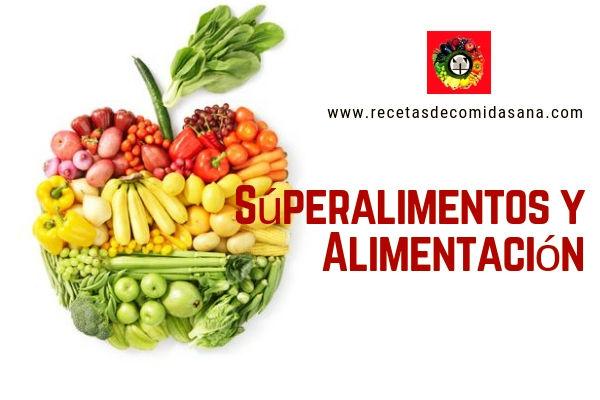 Los Superalimentos en la  Alimentación debe ayudar a proteger nuestra salud