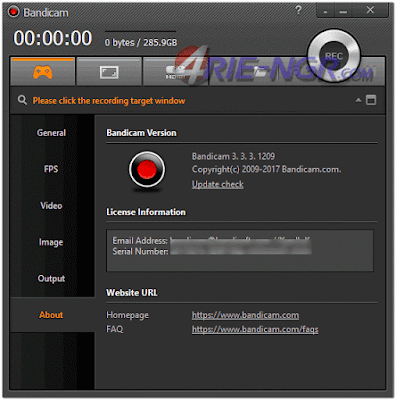 BandiCam 3.4.4.1264 Full Terbaru