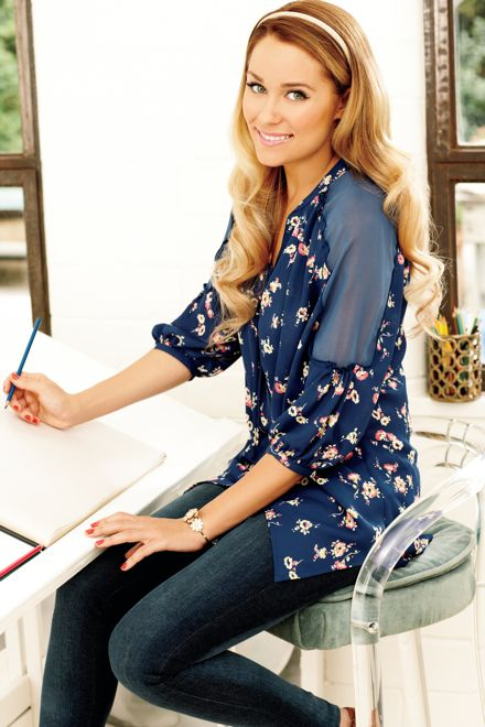 Lauren Conrad Spring Collection - Fashion school for everyone