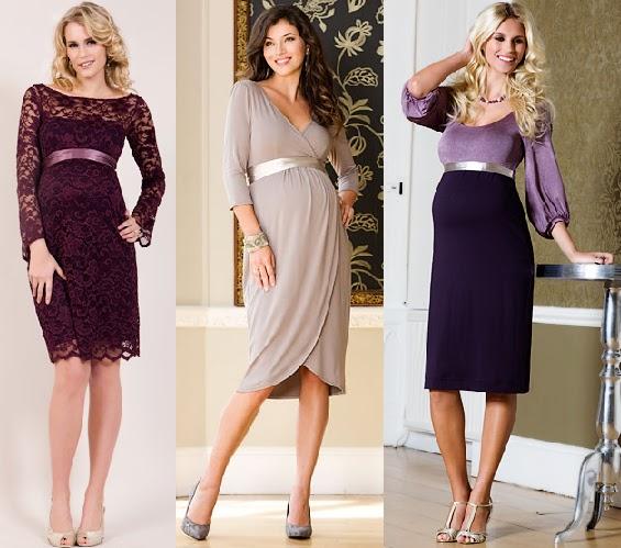 Ropa Para Embarazadas Moda Para Maternidad Vestidos