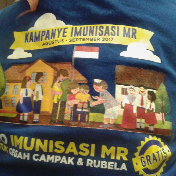 Kampanye Imunisasi MR Agustus-September 2017: 7 Pertanyaan tentang Imunisasi MR