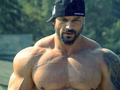 تمرين لتقوية عضلات الصدر