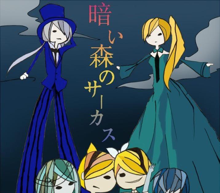 Dimana Download Anime: Anime Character †: Dark Wood Circus
