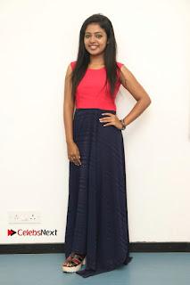 Actress Amala Rose Kurian Stills at Oru Kanavu Pola Movie Press Show  0005.jpg