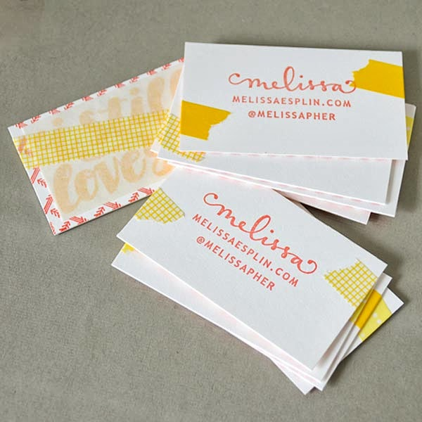 60 DIY Business Cards Design Your Own