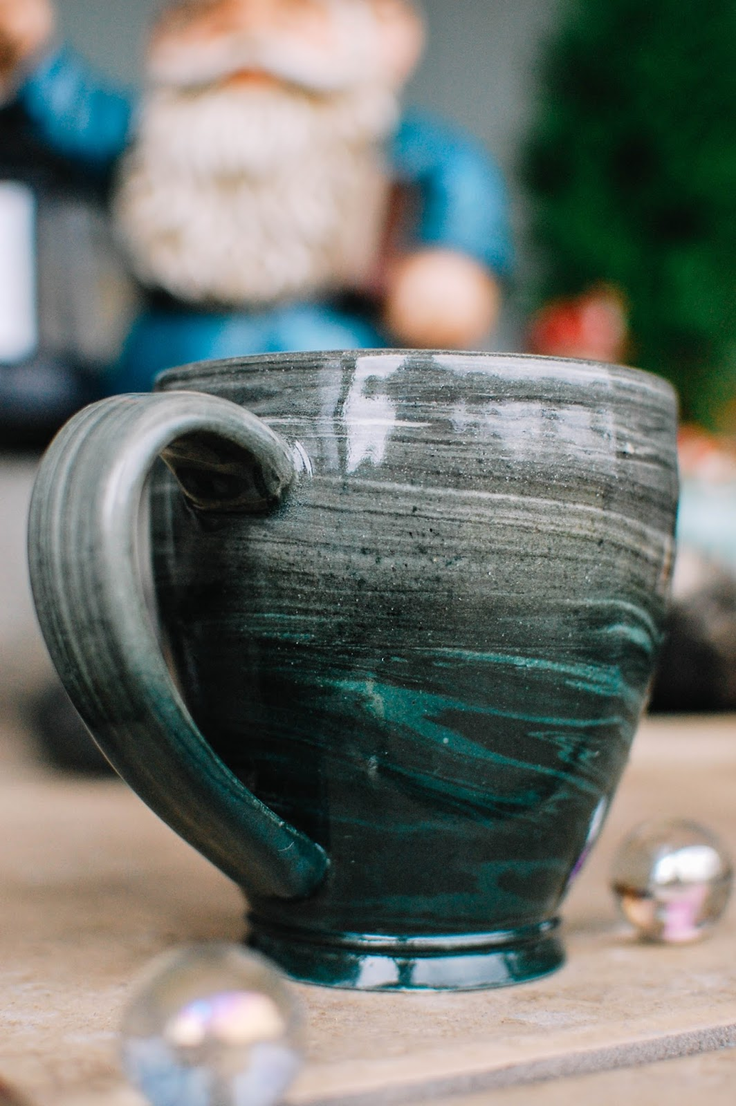 The Redolent Mermaid Hand To Earth Ceramics Mug And Bowl