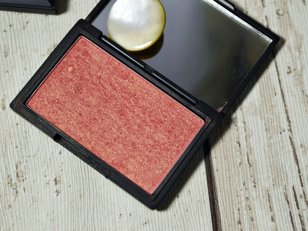 Used products sleek blush
