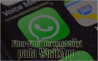 Fitur-Fitur Tersembunyi pada WhatsApp yang Harus Anda Ketahui