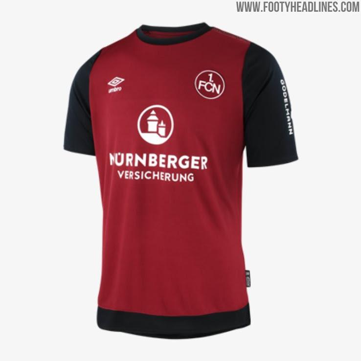 Nürnberg 19 20 Trikots Veröffentlicht Nur Fussball