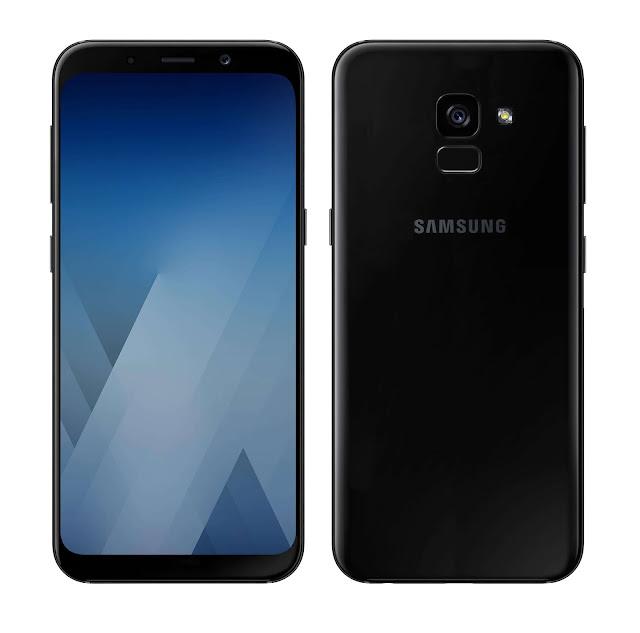 Smartphone dengan Kamera Selfie Ganda, Samsung Galaxy A8