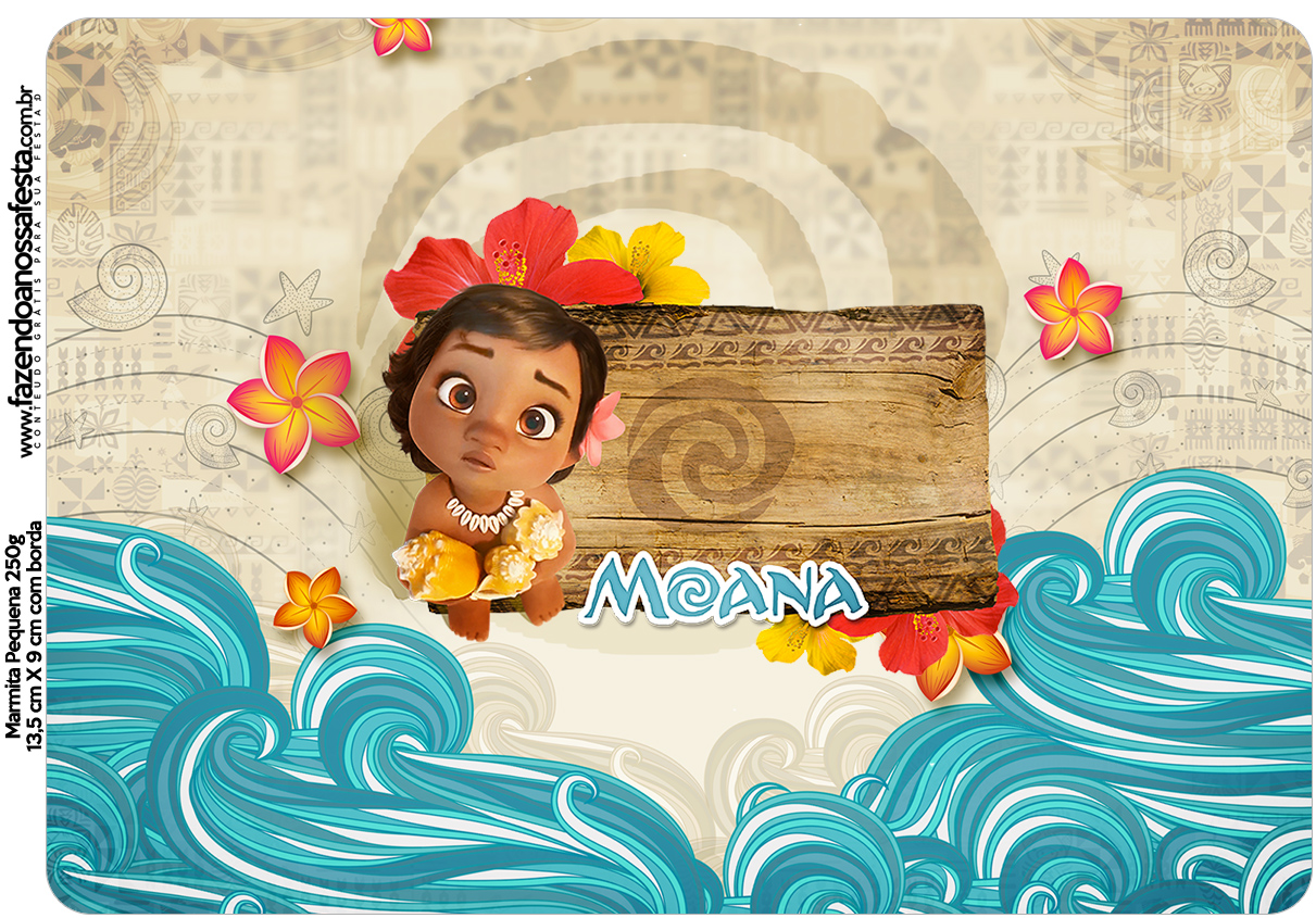 moana baby free printable candy bar labels oh my baby. Black Bedroom Furniture Sets. Home Design Ideas