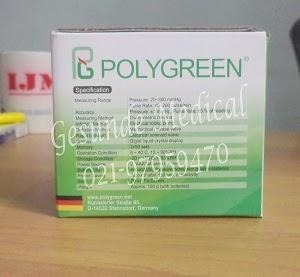 Alat Tensimeter Otomatis Polygreen KP-6241