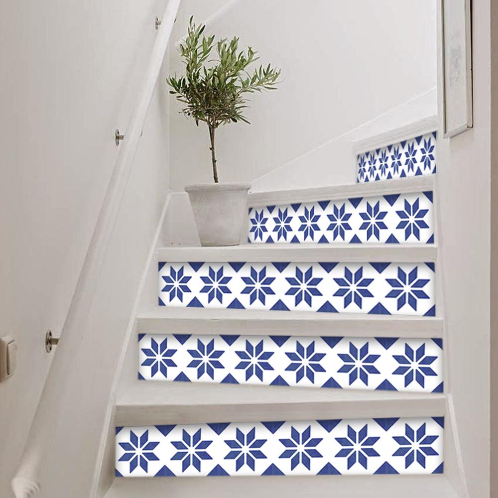 Tani sposób na kafelki na schodach